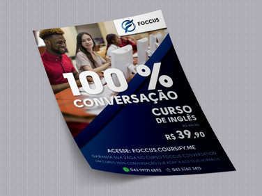 Flyer, Foccus