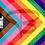 Thumbnail: Free To Be Me Pride Flag