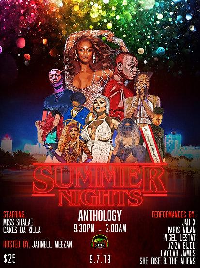 2019 Black Pride Retro Posters