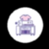 Impression numérique sur textile Rennes