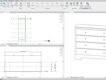 TOP TIPS FOR CREATING REVIT FAMILIES