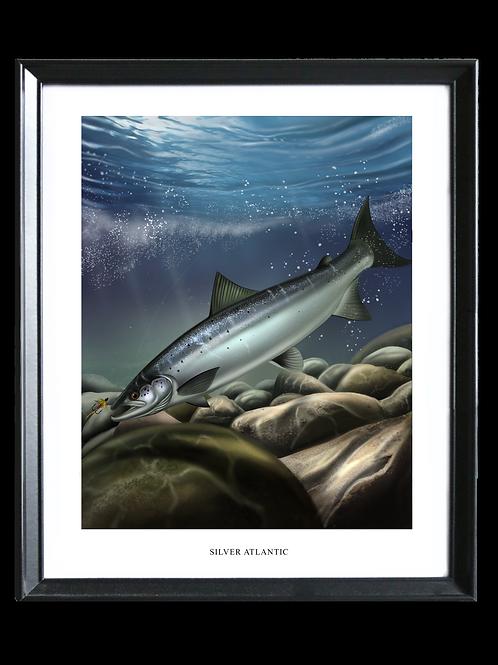 Silver Atlantic - Full Print