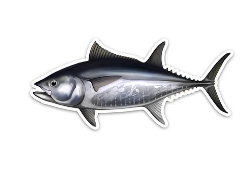 Bluefin Tuna - Waterproof Sticker