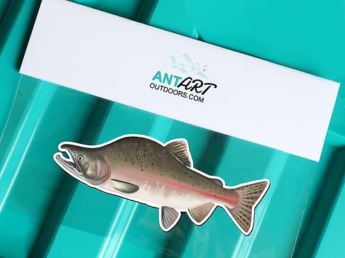 Pink Salmon - Magnet