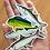 Thumbnail: Tarpon/Bonefish/Snook/Mahi - Magnets