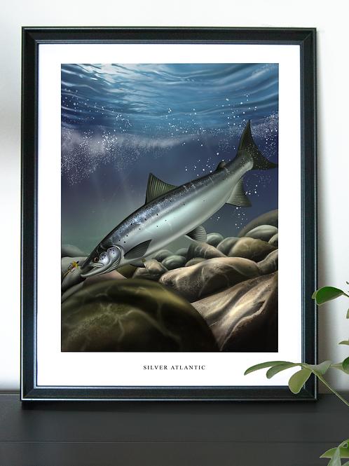 Silver Atlantic - Poster