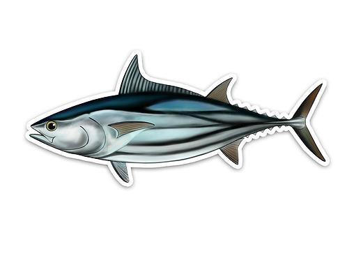 Skipjack Tuna - Waterproof Sticker