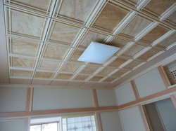 茶の間天井