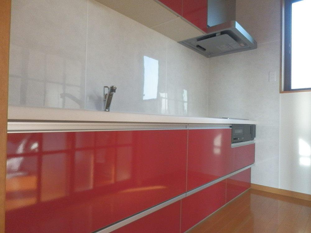 [リフォーム後]2階キッチン.JPG
