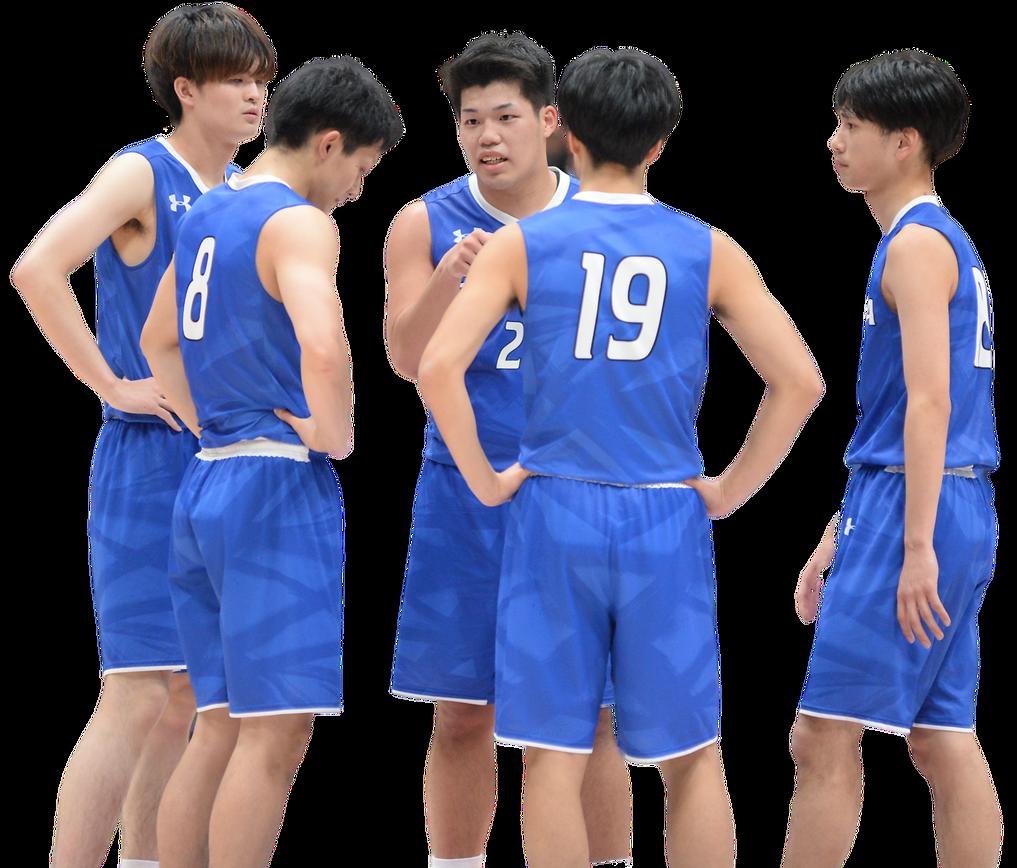 星槎道都大学男子バスケットボール
