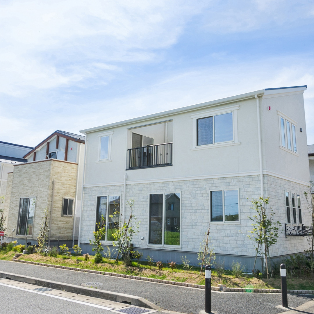 戸建住宅の塗り替え工事