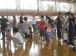 平成28年度9月 親子運動会