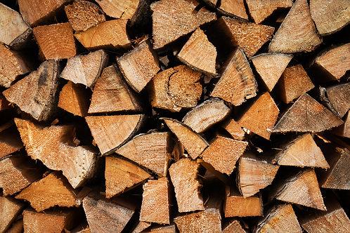 広葉樹の薪 薪の長さ:17cm