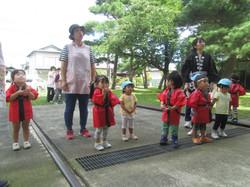 平成28年度9月 花巻祭り見学