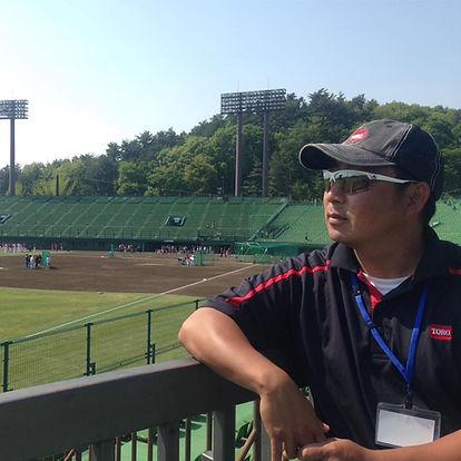 平野ターフ株式会社 代表取締役 平野良