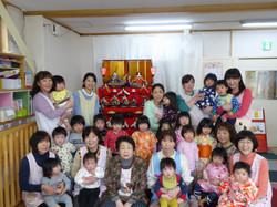 平成28年度2月 雛祭り