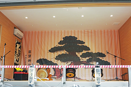 【神社】深澤神社 様(東京都世田谷区)