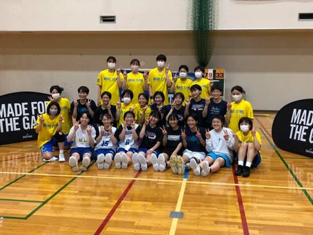星槎国際高等学校湘南 女子バスケットボールがWC神奈県大会優勝