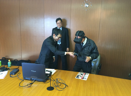 VR建築(バーチャルリアリティ建築)