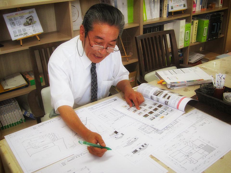 自由設計│板宮建設