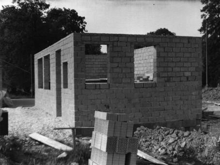 Baubeginn Clubheim