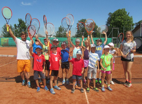 Kinder - Tenniskurs