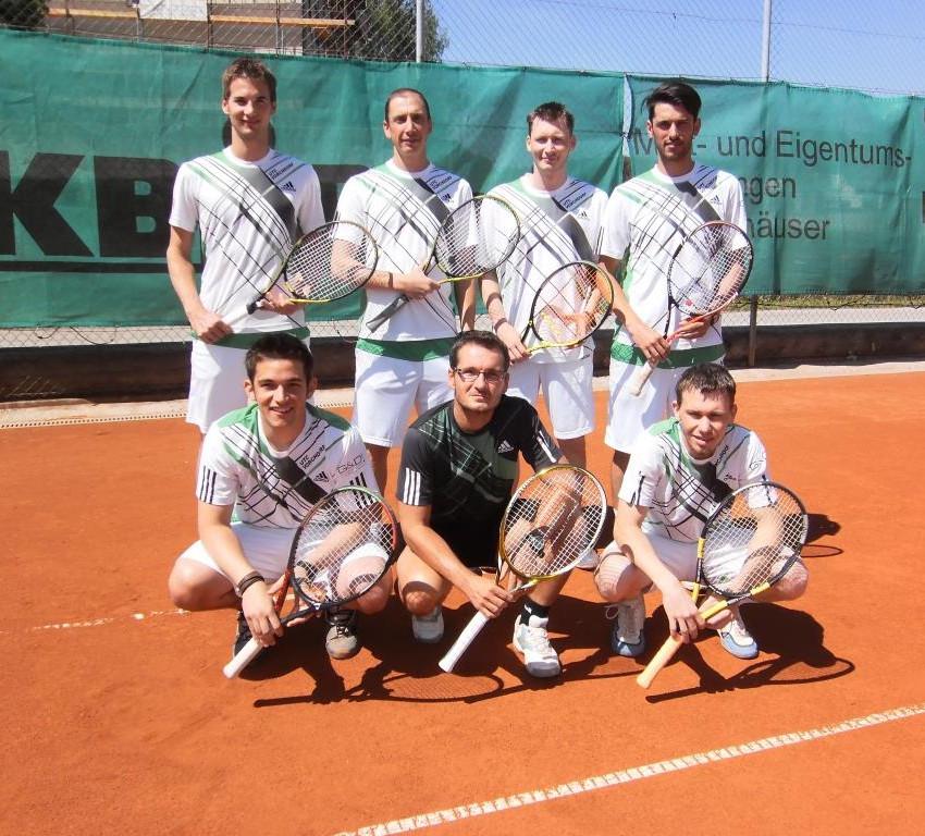 Mannschaft 2011 - 1a