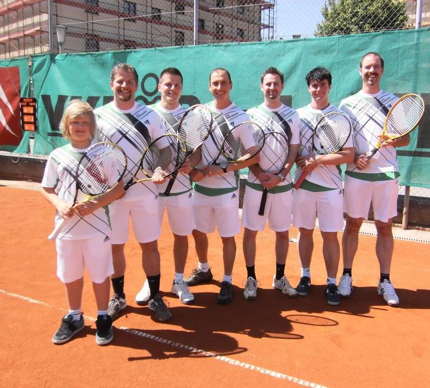 Mannschaft 2011 - 2a