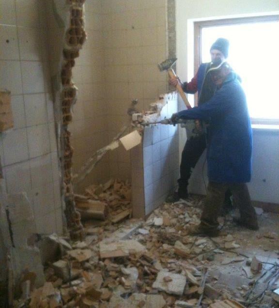 Renovierung Duschen (1)