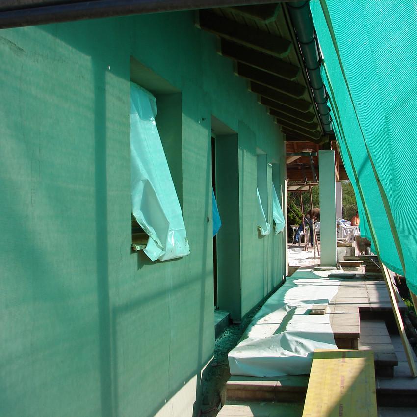 Renovierung Clubheim