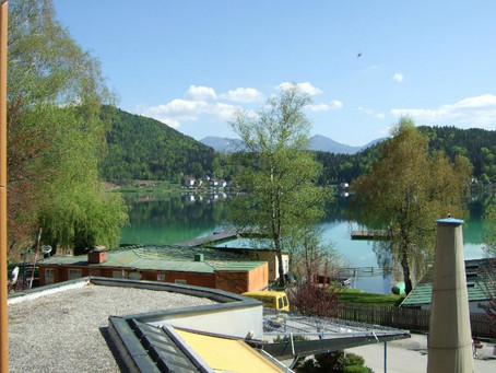 Trainingslager am Klopeinersee