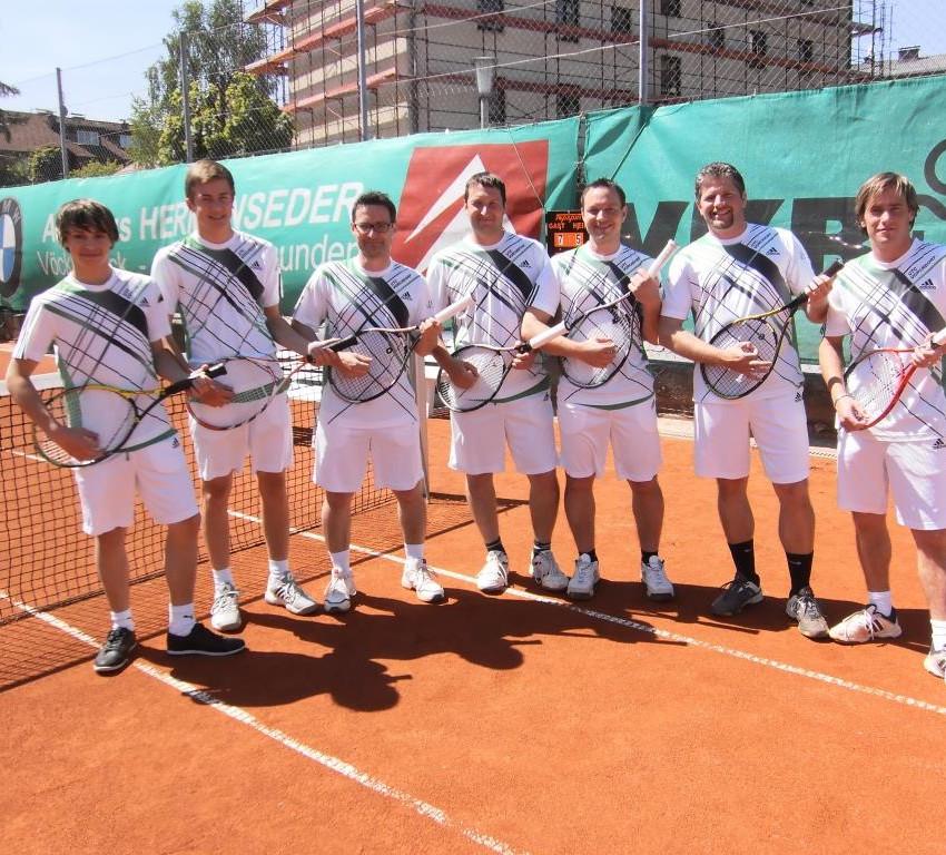 Mannschaft 2011 - 3a