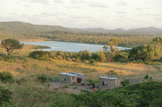 Lake Shazebe.Sodwana Bay - photo by Payge Tanner
