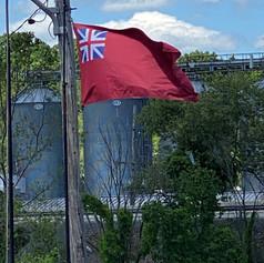 Fort Bedford Flag