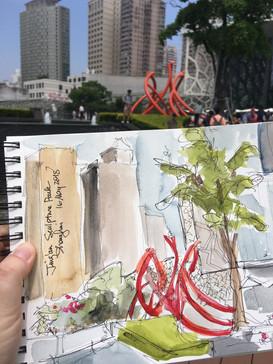 Sculpture Garden - Shanghai