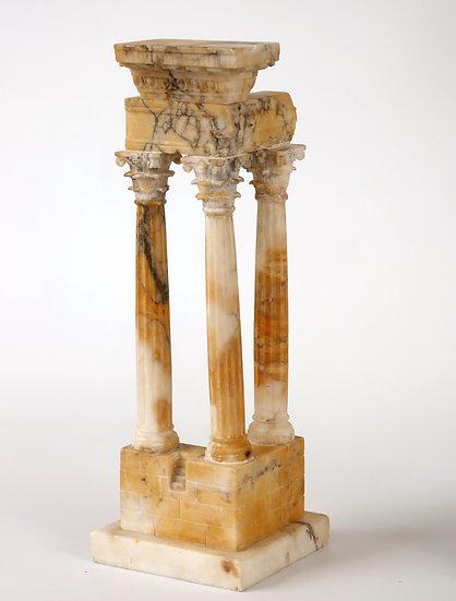 Ruine des Vespasian-Tempel