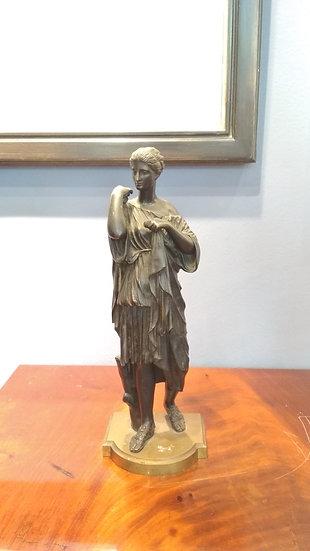 Bronze Griechische Göttin