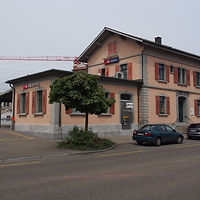 Umbau Schalter SBB Arbon