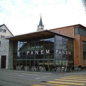 Neubau Restaurant Panem