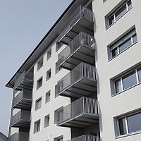 Sanierung MFH Romanshornerstrasse, Amriswil