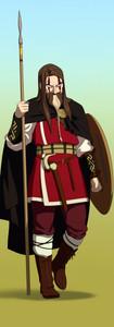 Viking Metal dude