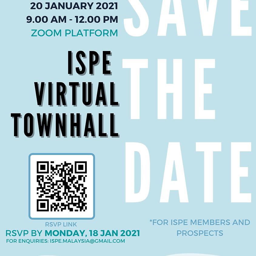 ISPE Virtual Townhall