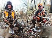 Deer hunts in Pike County Illinois