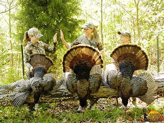 Turkey hunting in Illinois with an outfitter