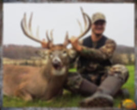 Hunting deer in illinois with an outfitter