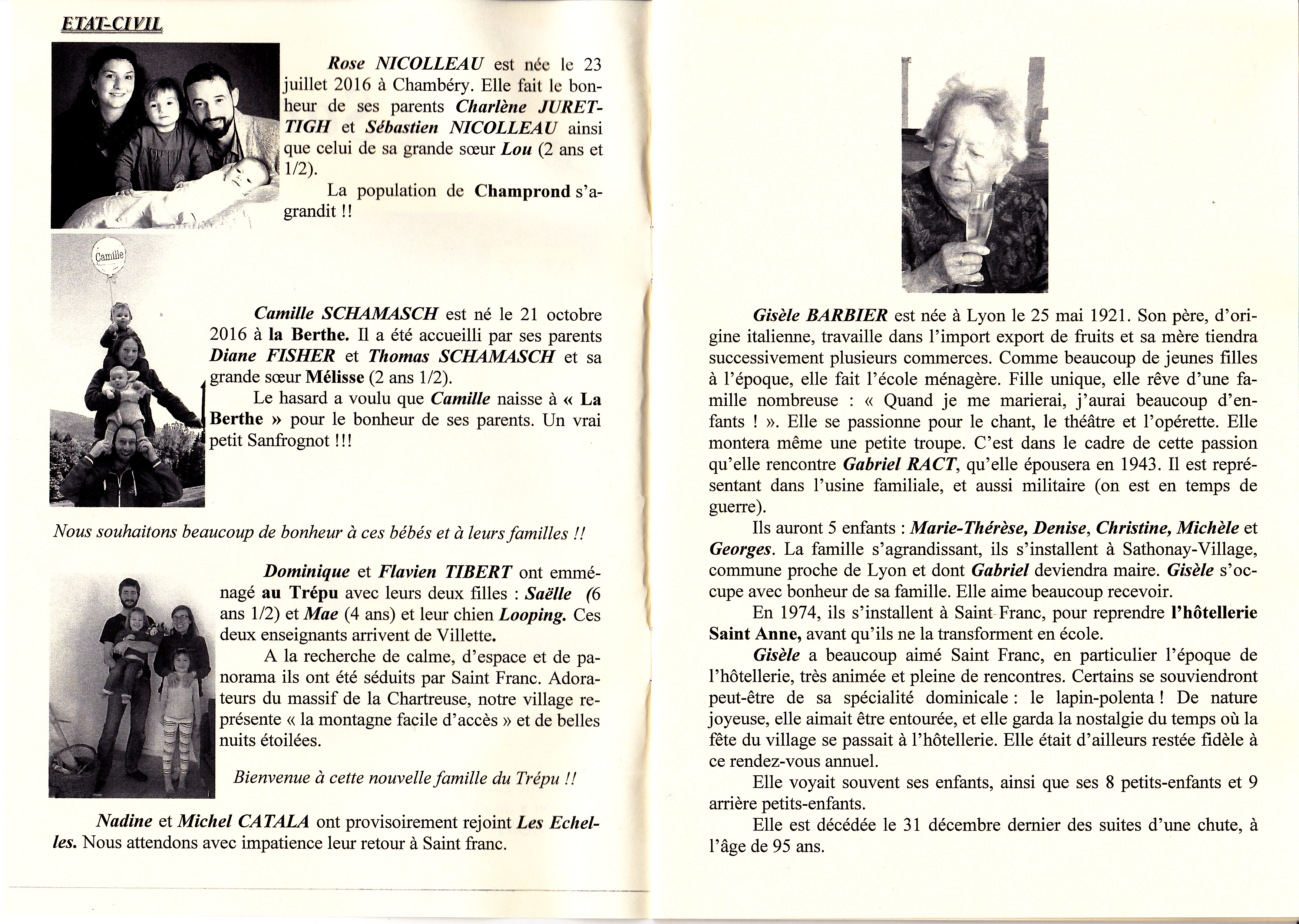 LPS n° 26 Pages 02 & 03