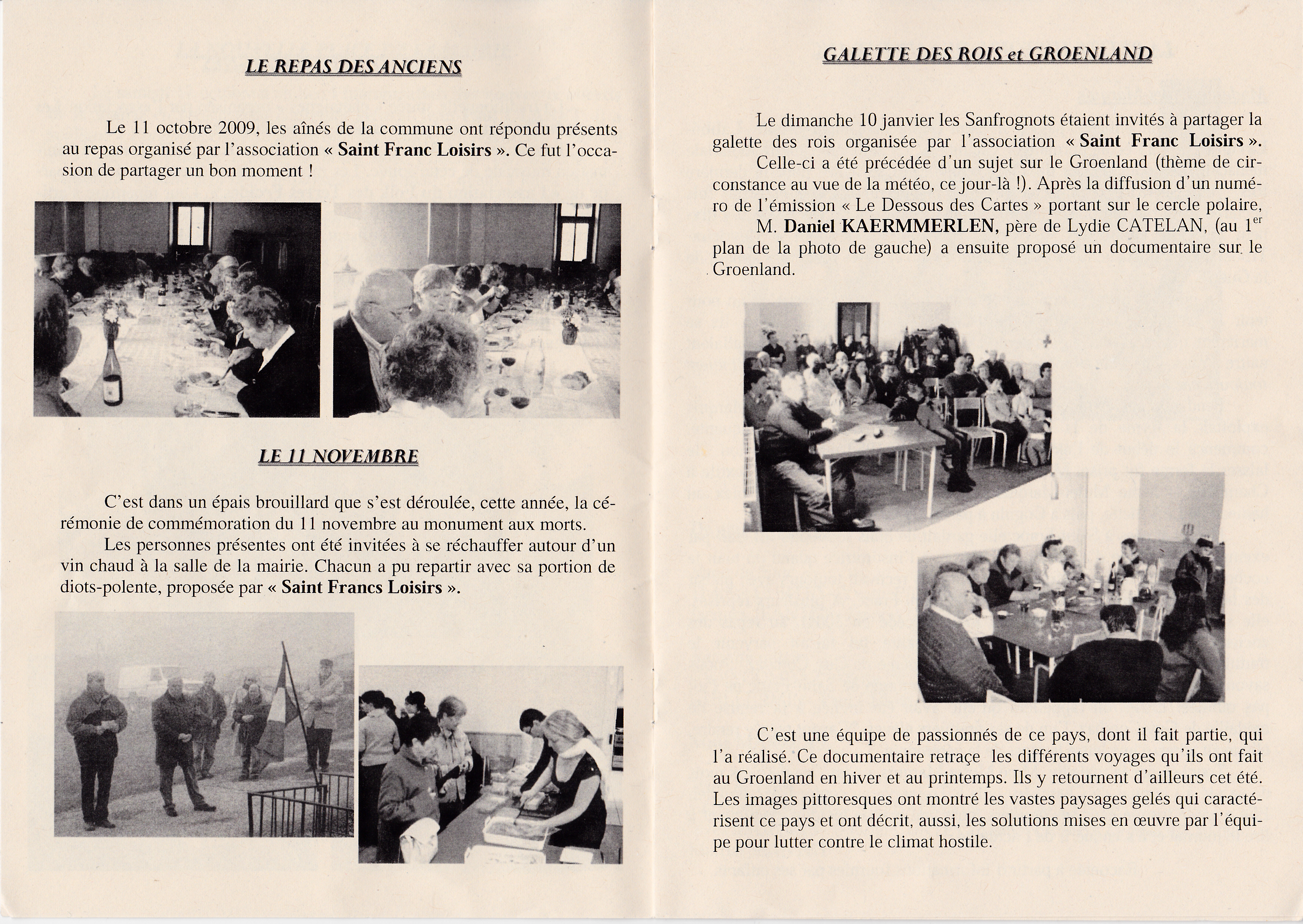 LPS n° 5 - Pages 6 & 7