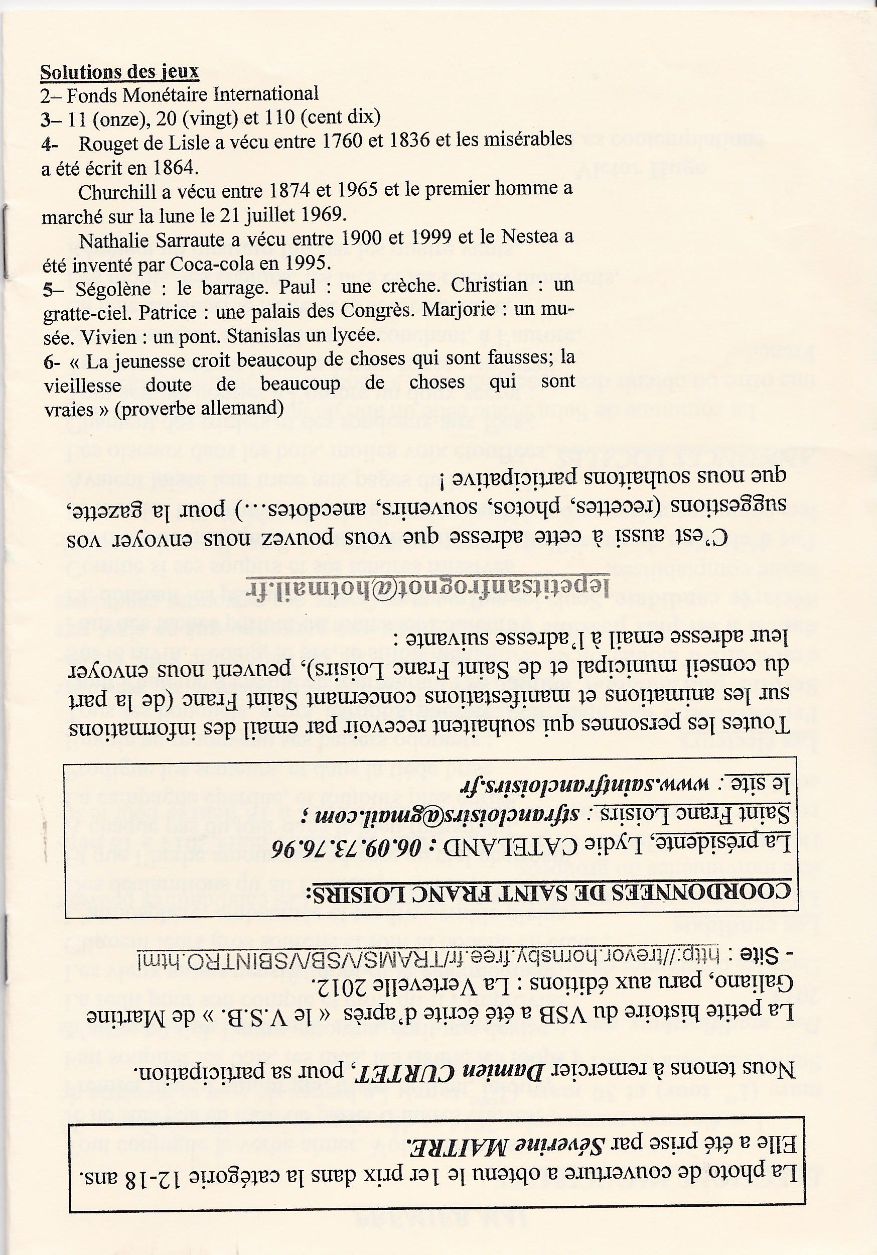 LPS n° 17 Page 16bis