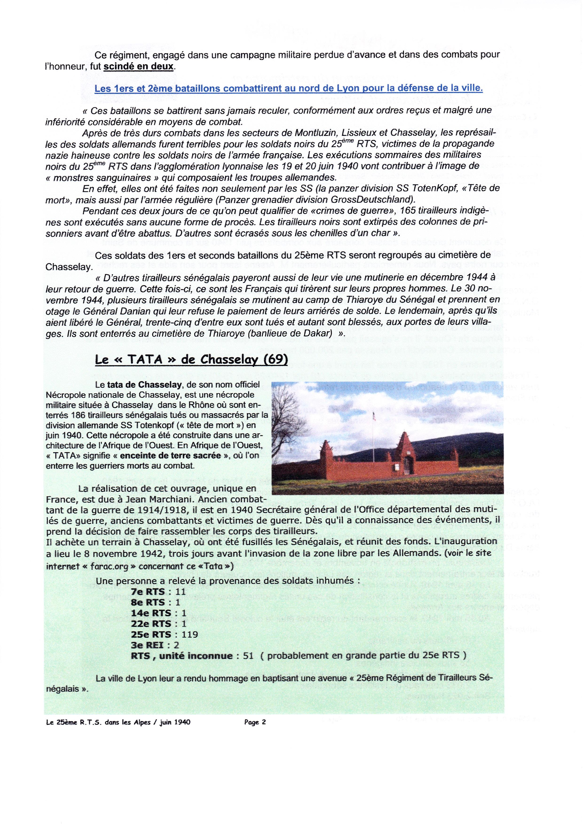 25ème RTS - Page 2
