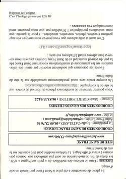 LPS n° 22 Page 16bis